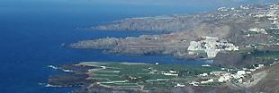 Küste bei Garachico
