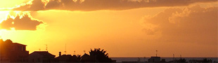 Sonnenuntergang Costa del Silencio